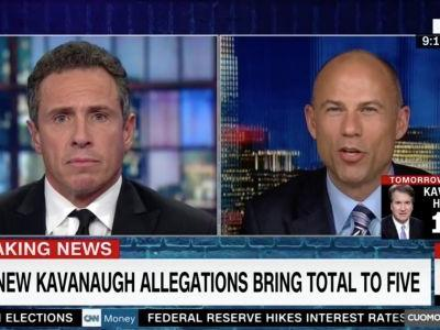 CNN Published Flimsy Kavanaugh Allegation After Twitter Account Associated With it Had Already Retracted