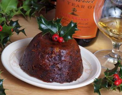 Traditional Christmas pudding recipe - perfect for all the family