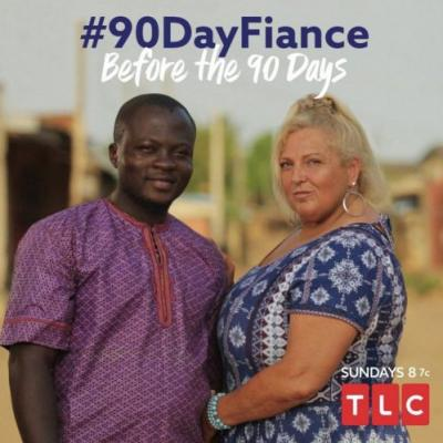 Angela And Michael Spend Their First Night Together In Nigeria On 90 Day Fiance: Before The 90 Days