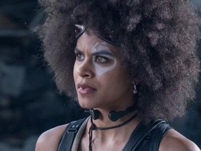 Zazie Beetz Had A Real Love-Hate Relationship With Training For Deadpool 2