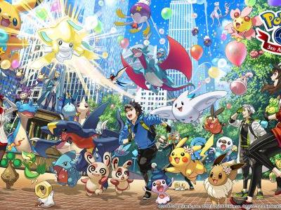 Pokemon Go 3rd Anniversary Event: Party Hat Pikachu, Shiny Alolan Pokemon, end time and more