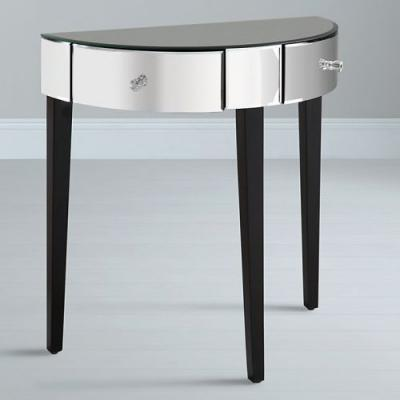 50 Awesome Half Moon Console Table with Drawer Pictures
