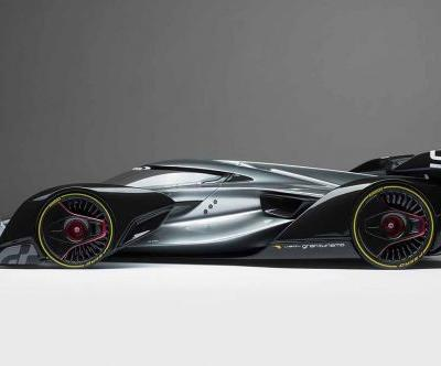 New McLaren BC-03 Hypercar Could Bring Ultimate Vision Gran Turismo Concept To Life