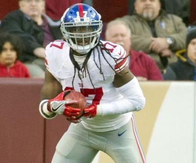 Dwayne Harris becomes Giants' salary-cap casualty