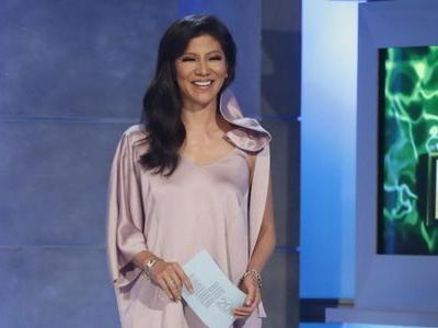 How Julie Chen Showed Support For Husband Les Moonves On Tonight's Big Brother