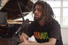 8 Things We Learned From J. Cole's Interview With Angie Martinez