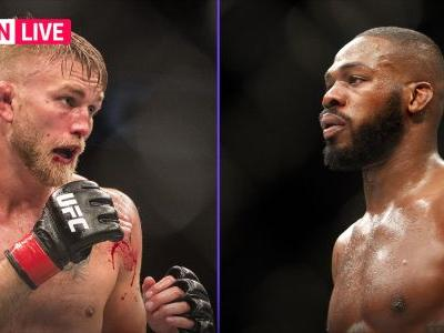 UFC 232 Jon Jones vs Alexander Gustafsson 2 results, live updates and round-by-round scoring