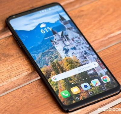 LG might announce an upgraded V30 at MWC instead of the G7