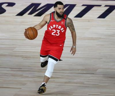 Fred VanVleet receives four-year, $85 million deal to stay with Toronto Raptors