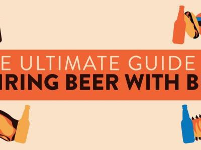 The Ultimate Guide to Pairing Beer With BBQ