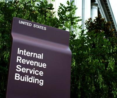 What's happening at the IRS during the shutdown?