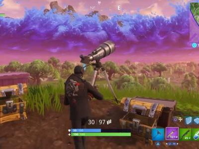 Fortnite players still think Tilted Towers will be destroyed by a comet