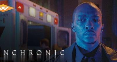 Trailer of Synchronic starring Anthony Mackie and Jamie Dornan