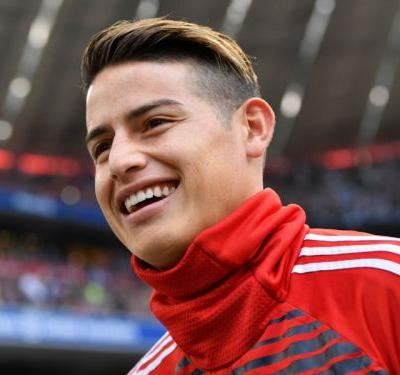 'Bayern know how to play against Madrid' - James not worried about Real reunion