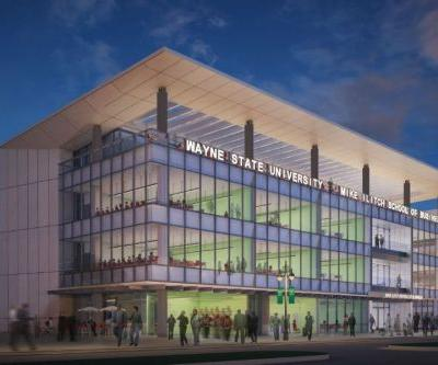 Wayne State Celebrates the Opening of $40M Ilitch School of Business