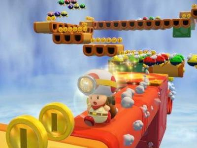 Captain Toad: Treasure Tracker was originally going to star Link, Nintendo talks about potential for DLC/sequel