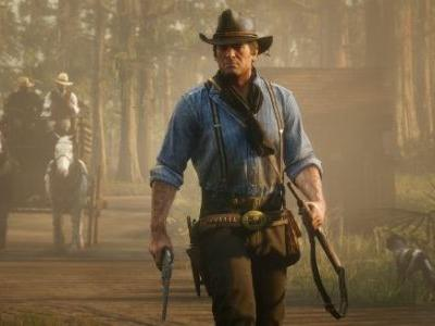 Take-Two is Suing the Pinkerton Company Over a Red Dead Redemption 2 Cease and Desist