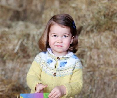 Princess Charlotte Already Has a Favorite Hobby, and Guess What? It's Absolutely Precious!