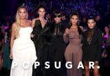 The Kardashian-Jenner Women Linked Up For a Night Out at the People's Choice Awards