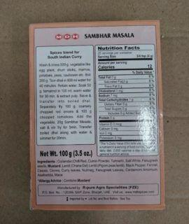 MDH Sambar Masala recalled for Salmonella risk
