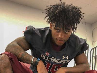 Chosen 25 RB John Emery commits to in-state LSU after initially committing to Georgia