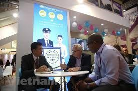 Vietnam Tourism attracts visitor attention at this year's WTM, London