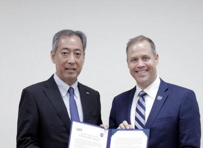 NASA will work with Japanese space agency on lunar landing projects