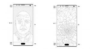 Samsung Patent Shows Phone With Camera Inside Display