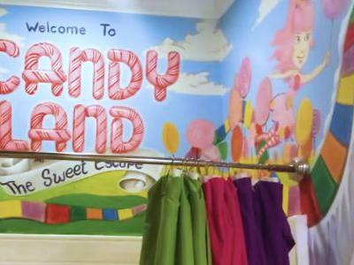 There's a candy-themed Airbnb in Florida that starts at $1,104 a night