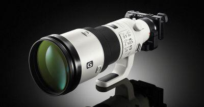 Sony Developing Fast 400mm Prime Lens for Sony a9: Report