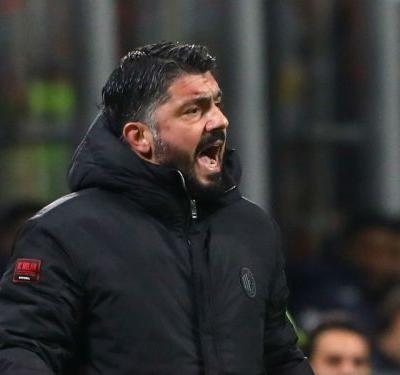 We gifted the game - AC Milan boss Gattuso furious after Europa League exit