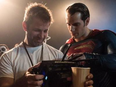 Justice League Rated PG-13; Zack Snyder Only Credited Director
