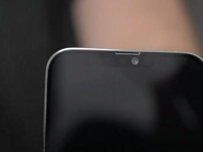 Video: iPhone 13 Pro Max dummy unit shows smaller notch with relocated ear speaker