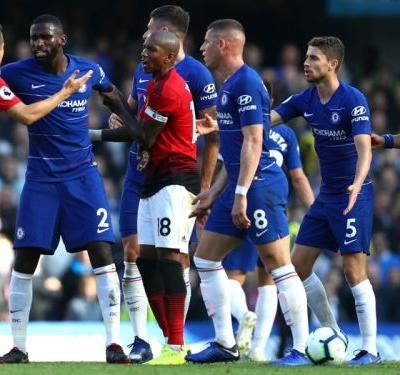 'That's football' - Rudiger shrugs off Mourinho melee which marred Chelsea's dramatic draw with Man Utd