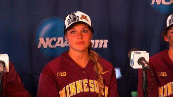 Gopher Softball Makes History By Advancing To College World Series