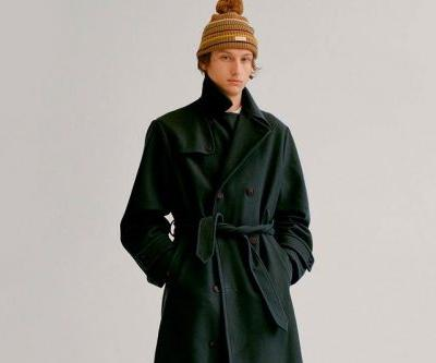 NOAH Debuts $1,200 USD Loro Piana-Lined Trench Coat
