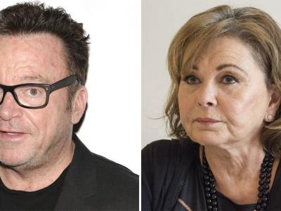 "Tom Arnold Says Roseanne Barr Is ""Having Mental Issues Right Now"" Amid 'Roseanne' Cancellation"