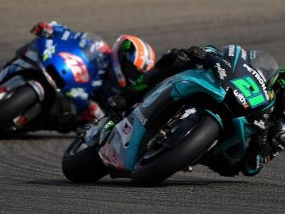 Franco Morbidelli Takes Second MotoGP Victory At Tereul Grand Prix, Tightens Championship Fight