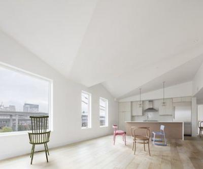 Outlier Lofts / French 2D