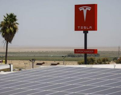 Walmart sues Tesla over solar panel fires, accusing the electric car company of 'gross negligence'