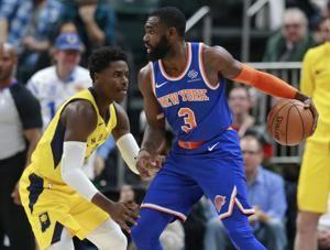 Turner, Oladipo lead Pacers over Knicks for 7th straight win