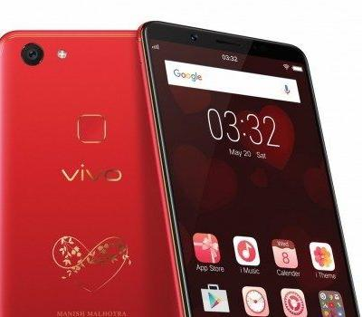 Limited edition Vivo V7+ Infinite goes on sale in India for St. Valentine's Day
