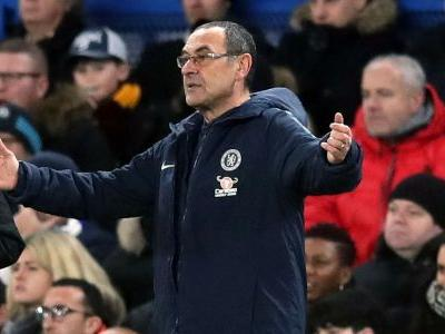 Sarri's Chelsea future depends on mercy of Abramovich after FA Cup exit