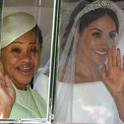 Finally: Meghan Markle's Timeless Wedding Beauty Look Made Its Debut