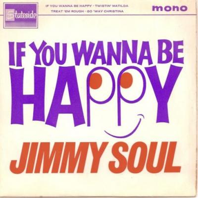 """The Number Ones: Jimmy Soul's """"If You Wanna Be Happy"""""""