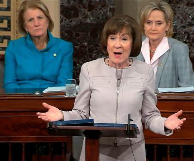 Susan Collins will vote to approve Kavanaugh to the Supreme Court