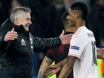 Solskjaer in line to get Man United job full-time before end of season - sources