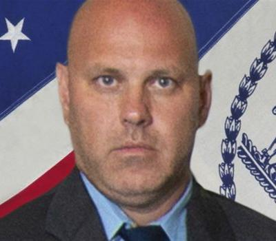 Police detective killed by friendly fire in New York City