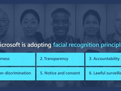 Microsoft calls on companies to adopt a facial recognition code of conduct