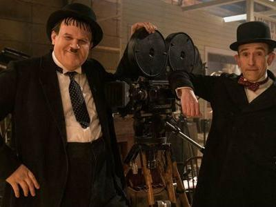 Stan & Ollie Trailer: Laurel and Hardy Get the Memoir Treatment